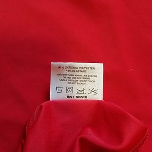 Under Armour Shirts & Tops - Under Armour red boys large tight fit shirt